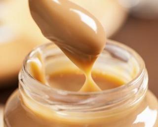 Salidou allégé ou caramel au beurre salé : http://www.fourchette-et-bikini.fr/recettes/recettes-minceur/salidou-allege-ou-caramel-au-beurre-sale.html