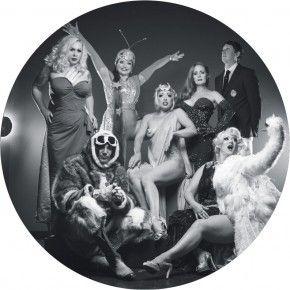 Le Cabaret New Burlesque - Festival d'Ile de France