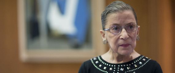 Ruth Bader Ginsburg: Women Are 'Here To Stay' On The Supreme Court