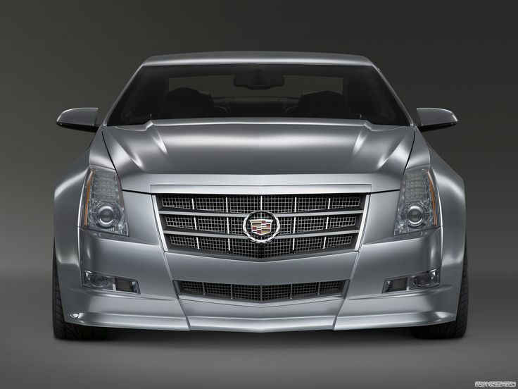 2008 Cadillac CTS Concept