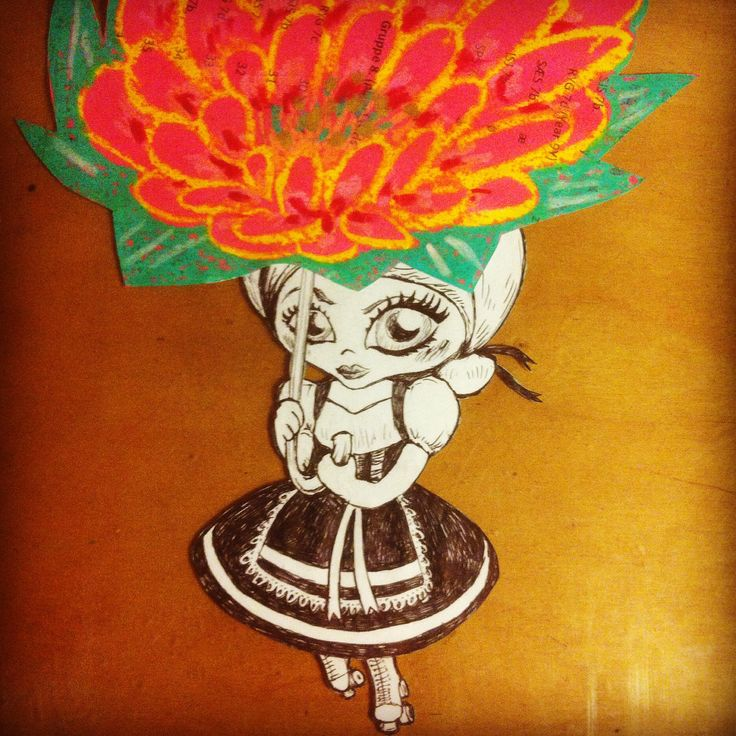 Rollergirl + Lotus. Ida Exner 2014