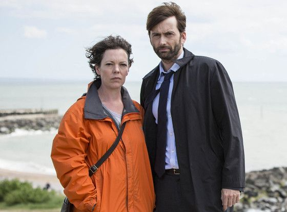 Watch This Broadchurch Season 2 Clip to Remind Yourself Why You Should Be Watching This Amazing Show