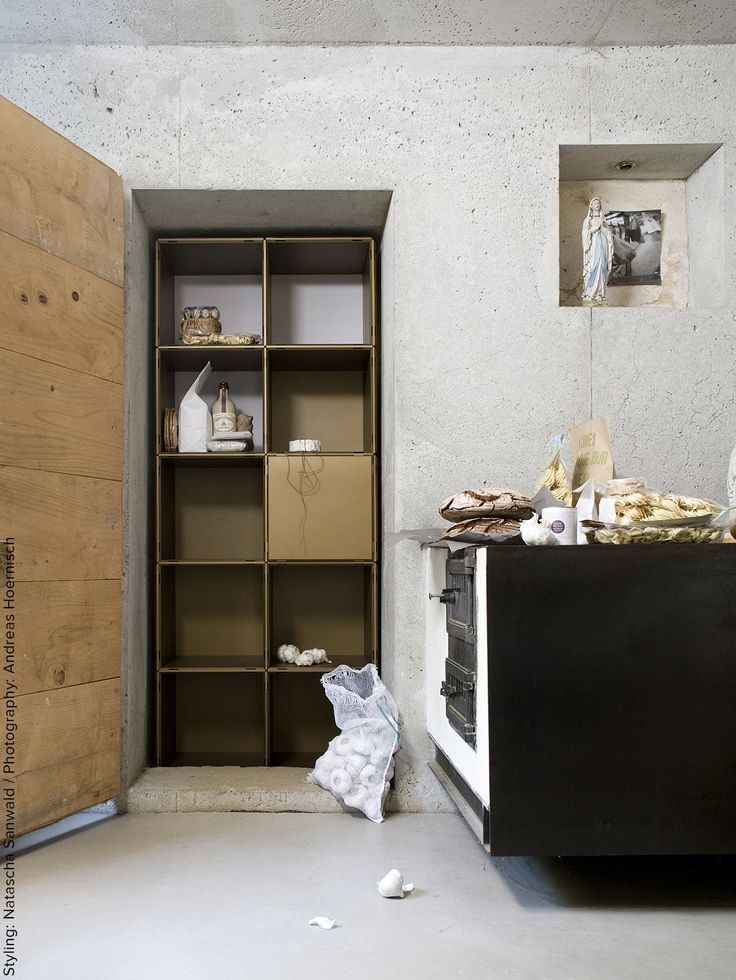 Qubing   Stauraum Möbel Für Die Küche, Offen Und Verschließbar