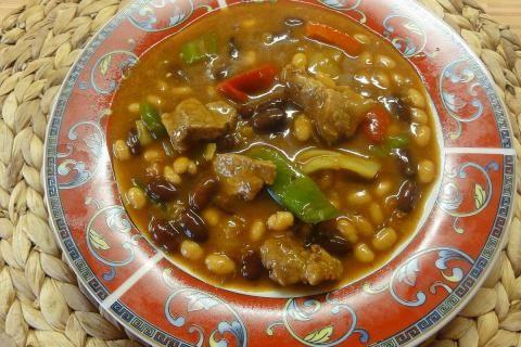 Jak uvařit fazolový guláš | recept