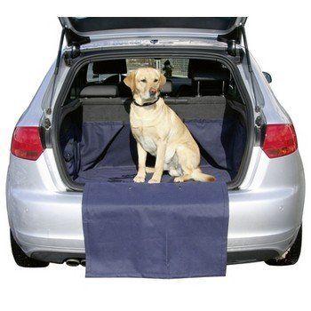 Deze autodeken met bumperbescherming is gemaakt uit waterafstotend en vuilafstotend nylon. Ideaal ter bescherming van de kofferbak en de autobumper.