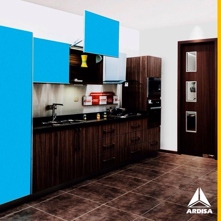 Elige una campana extractora que le de elegancia y buen estilo a tu cocina. #ideasforhome #decoracion #design