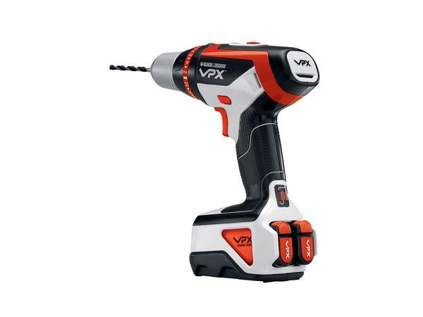 VPX drill on Behance