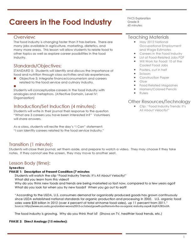 Best Facs Exploration Lesson Plans Images On   Lesson