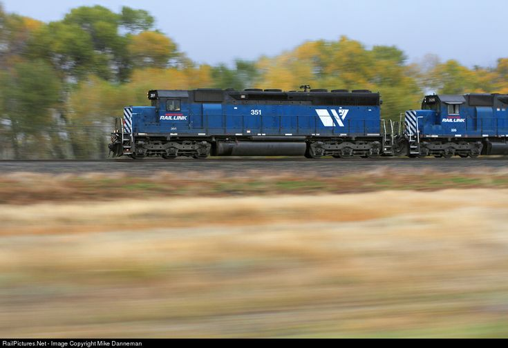 RailPictures.Net Photo: MRL 351 Montana Rail Link EMD SD45 at Livingston, Montana by Mike Danneman