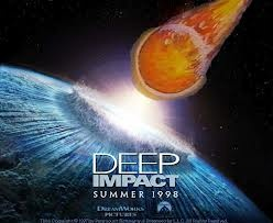 Deep Impact. Deep Impact is one of the best disaster movie released by Paramount film and stars Morgan Freeman, Robert Duvall, Tea Leoni, and Elijah Wood.