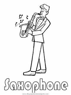 Viola Coloring Page Music See More SGBlogosfera Maria Jose Argueso