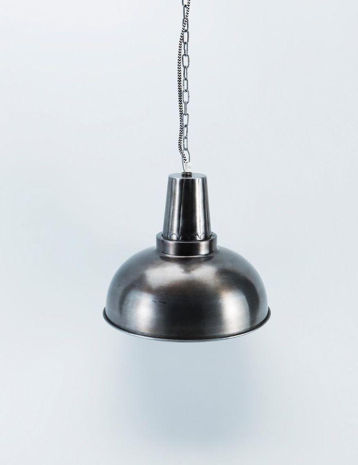 CERAN lampa zink | Electric lamps | Lampor | Inredning | INDISKA Shop Online