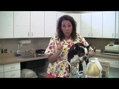 "Clean you dogs paws to remove irritants with non-toxic anti-bacterial, anti-fungal solution Easy video and article... ""Reduce Your Pet's Paw Licking and Chewing by 50% with This Simple Solution -By Dr. Becker"""