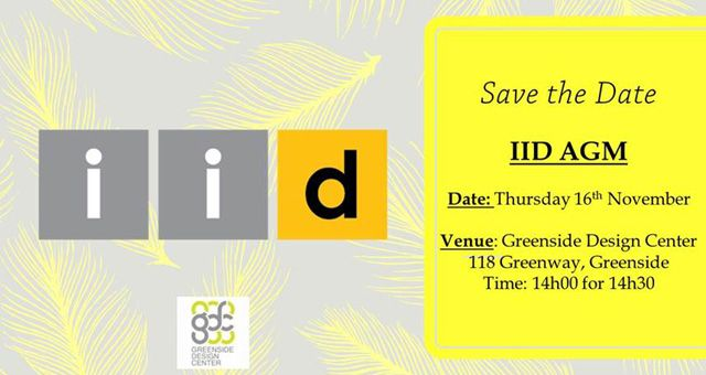 Iid The African Institute Of The Interior Design Professions The African Institute Of The Interior Design Professions To Be Part Of An Established Highly In 2020