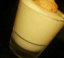 Recette - Mousse légère à la mangue - Notée 4.1/5 par les internautes