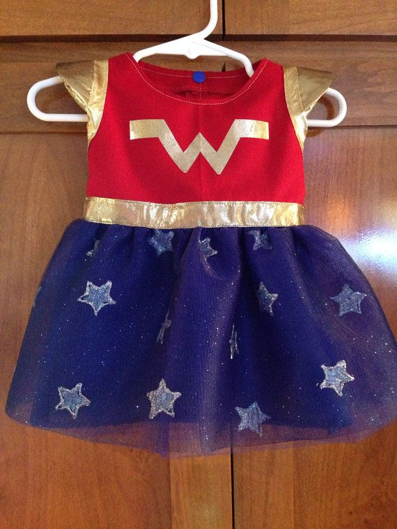 Hey, I found this really awesome Etsy listing at https://www.etsy.com/listing/164990501/wonder-woman-tutu