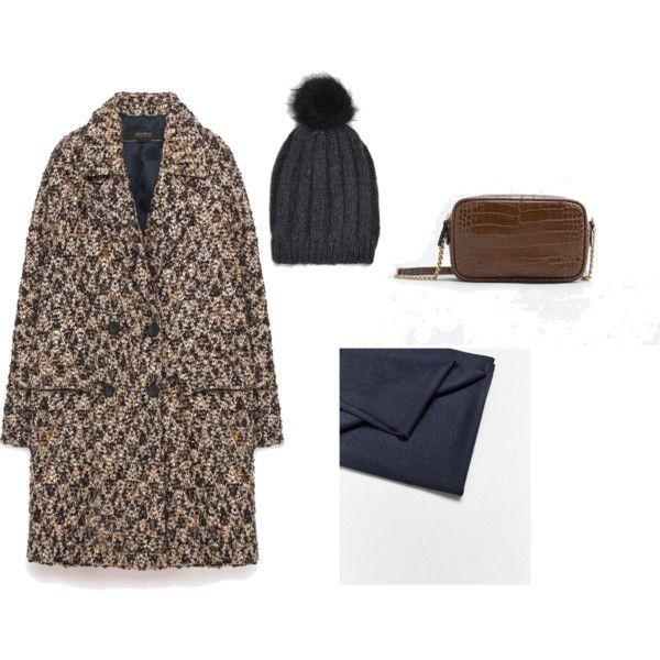 Winter set #2 by aleksandra-hamrol on Polyvore featuring moda