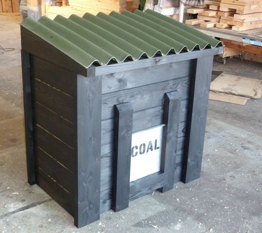 Image result for modern coal bunkers
