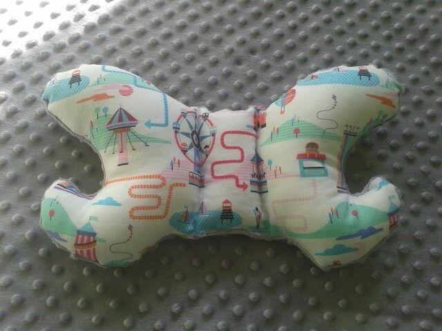 Elephant ears pillow