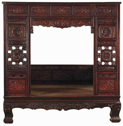 chinese beds   chinese antique furniture ningbo factory is an antique  chinese. 125 best CHINESE WEDDING BEDS images on Pinterest   3 4 beds