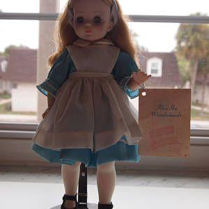 Madame Alexander Vintage- 6 Dolls- including Madame Secret!