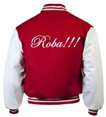 Baseball Jacket (back) R500