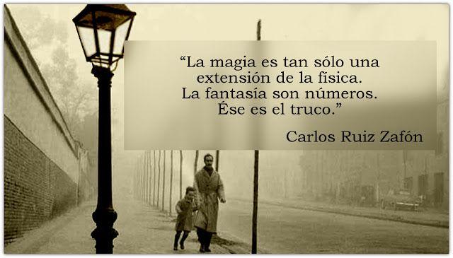 Las 20 Mejores Frases De Carlos Ruiz Zafón El Club De Los Libros Perdidos Carlos Ruiz Zafon Frases Carlos Ruiz Frases De Detalles