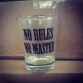 ~ xDemonKittehx's Blog ~: ~ No Rules No Master Shot Glass by Make Em Laugh ~...
