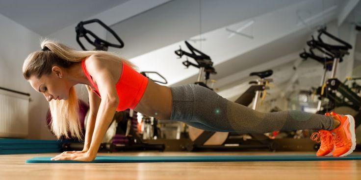 20-минутная тренировка, которая заменит час на беговой дорожке