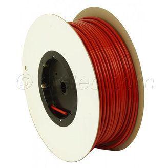 """Tuyau souple rouge 1/4"""" pour osmoseur et filtre à eau. Vendu au mètre, le tubing s'utilise avec des connecteurs rapides, pour un montage simple sans outil. A découvrir sur http://www.cieleo.com/s/39097_254933_tubing-1-4-rouge-osmoseur"""
