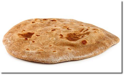 Pitah / Israelisches Fladen Brot