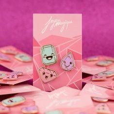 Pin's Diamant par Natoo