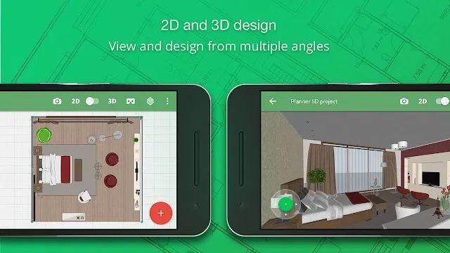 Planner 5d Interior Design V1 23 14 Mod Unlock Item Apk Interior Design Apps Online Interior Design Interior Design Software