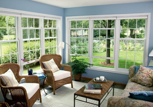 Look at how you house can look after a window replacements