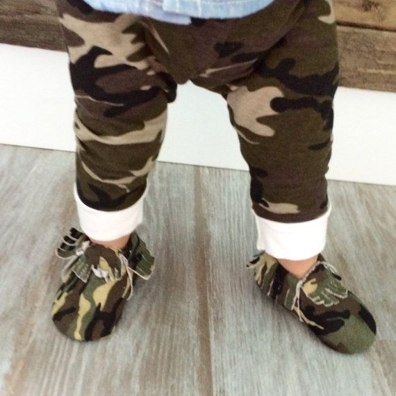 Camouflage Pants Camouflage Leggings Hunting Baby Boy