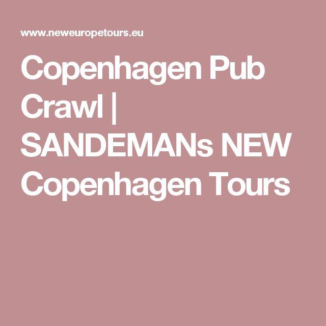 Copenhagen Pub Crawl   SANDEMANs NEW Copenhagen Tours