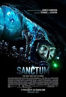 Here's a movie about cave diving.