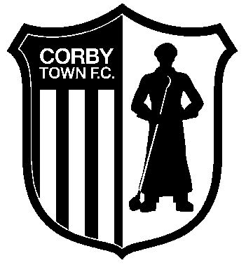 1948, Corby Town F.C. (Corby, Northamptonshire, England) #CorbyTownFC #UnitedKingdom (L16309)