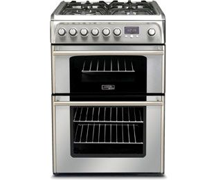 Dual Fuel Cookers in Stainless Steel - width of 55cm - 70cm - ao.com