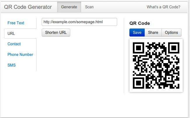 Educational Technology and Mobile Learning: 3 Powerful QR Code Generator Apps for Chrome Users