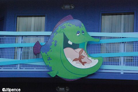 64 best images about little mermaid hall theme on for Little mermaid fish