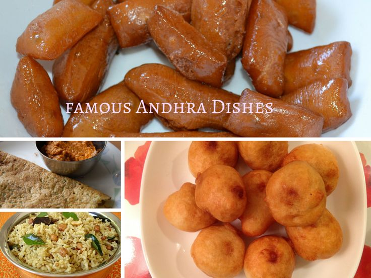 The mention of Andhra Pradesh would surely bring to your mind the image of mouthwatering Hyderabadi Biryani garnishes with onion slices and lemon. However, the cuisine of Andhra Pradesh is lot more vast than that.