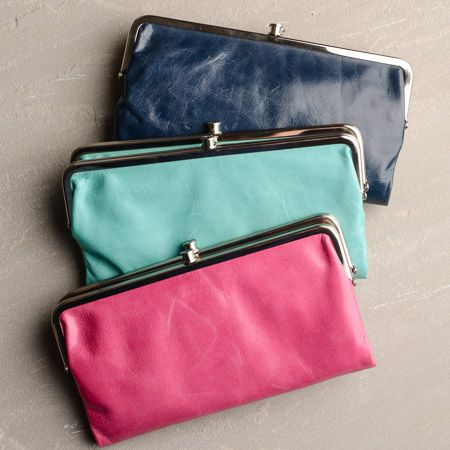 Pick #8 from our favorites! HOBO Wallets. With so many colors, styles, and sizes to choose from, the HOBO wallet is the perfect companion. Some of the smallest accessories make the biggest statements.