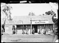 Prince of Wales Hotel, Home Rule 1872