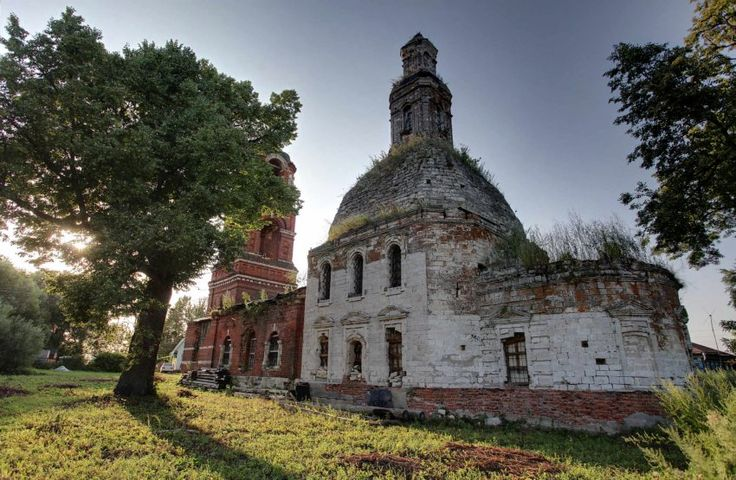 The Cathedral of the Protecting Veil of the Mother of God in  Avdulovo