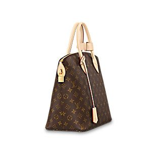 LOUISVUITTON.COM - Louis Vuitton Lockit MM (LG) MONOGRAM Handbags