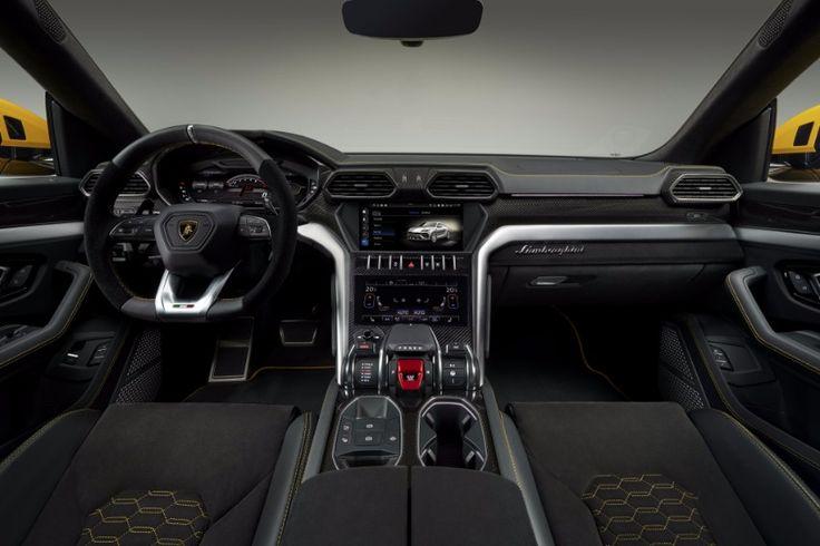 Lamborghini Urus Lahir Jadi Suv Paling Kencang Sedunia Oto Suv Lamborghini Mobil