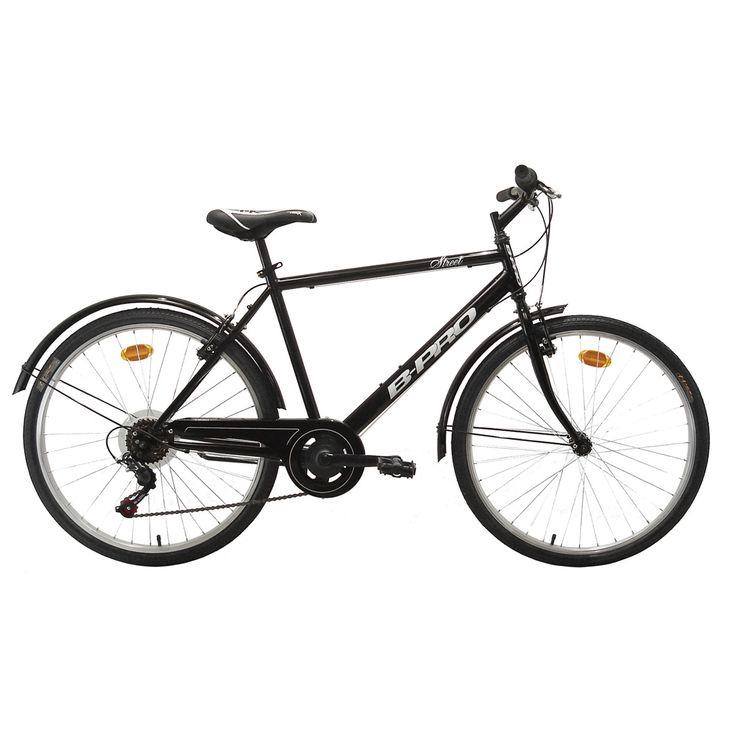 Bicicleta urbana 26'' Street B-Pro · B-Pro · Deportes · El Corte Inglés