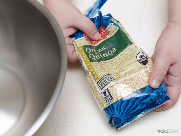 Imagen titulada Puff Quinoa Step 1