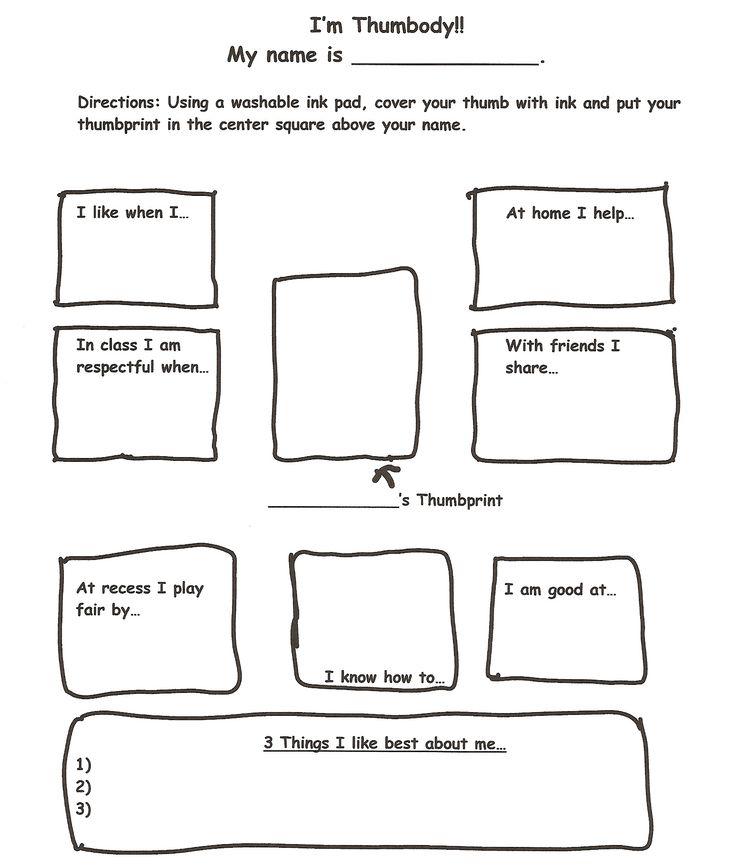 how to teach self awareness